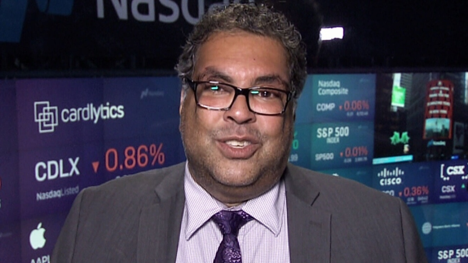 Calgary Mayor Naheed Nenshi speaks with CTV's Power Play on Monday, Sept. 23, 2019.