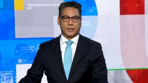 Truth Tracker Richard Madan on CTV National News on Monday, Sept. 23, 2019.