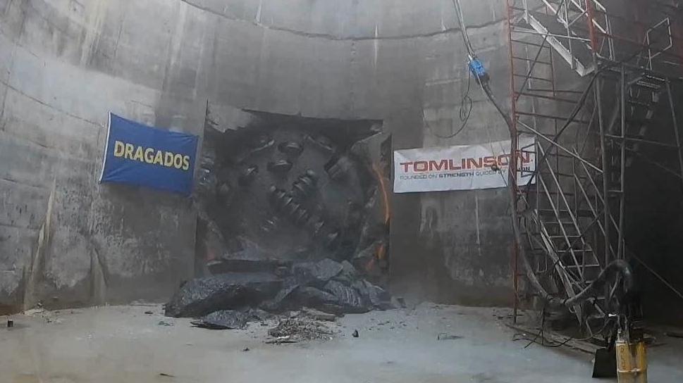 City of Ottawa Combined Sewage Storage Tunnel