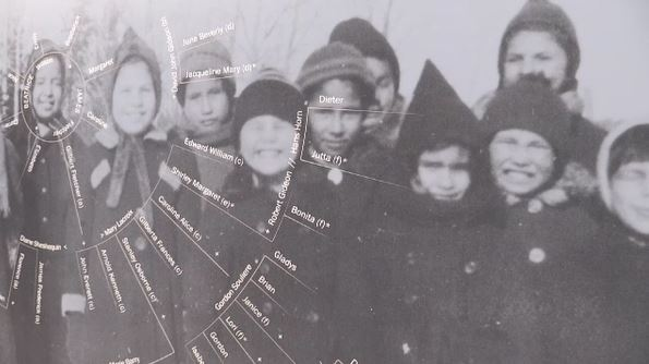 Shingwauk Residential Schools Centre in the Soo