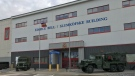 A Canadian Armed Forces member was court martialed in Edmonton on allegations of sexual misconduct. Tuesday, Sept. 24, 2019. (CTV News Edmonton)