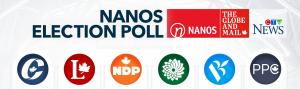 Daily ballot tracking from Nik Nanos