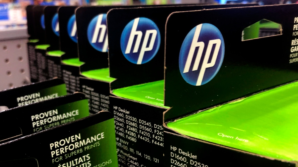 Hewlett-Packard printer ink cartridges