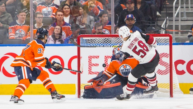McDavid feels 'a little rusty' in preseason debut with Oilers