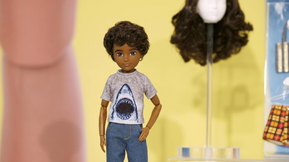 Mattel has launched a line of gender-inclusive dolls called