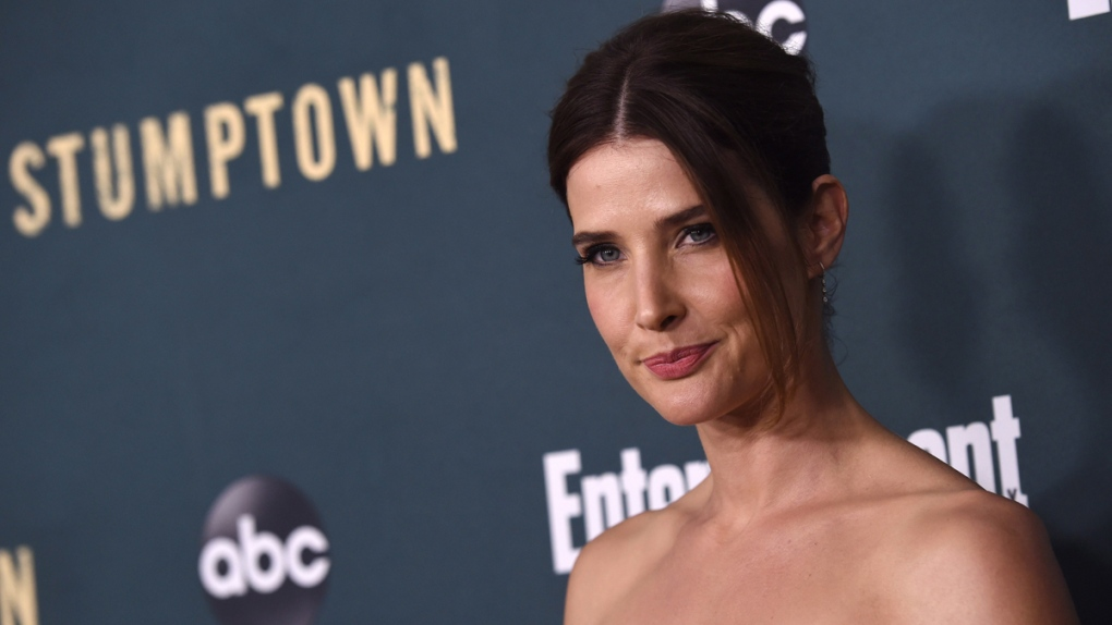 'Stumptown' star Cobie Smulders on her love/hate relationship with action roles