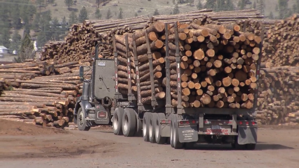 Multiple problems combine to worsen crisis in B.C. forest industry