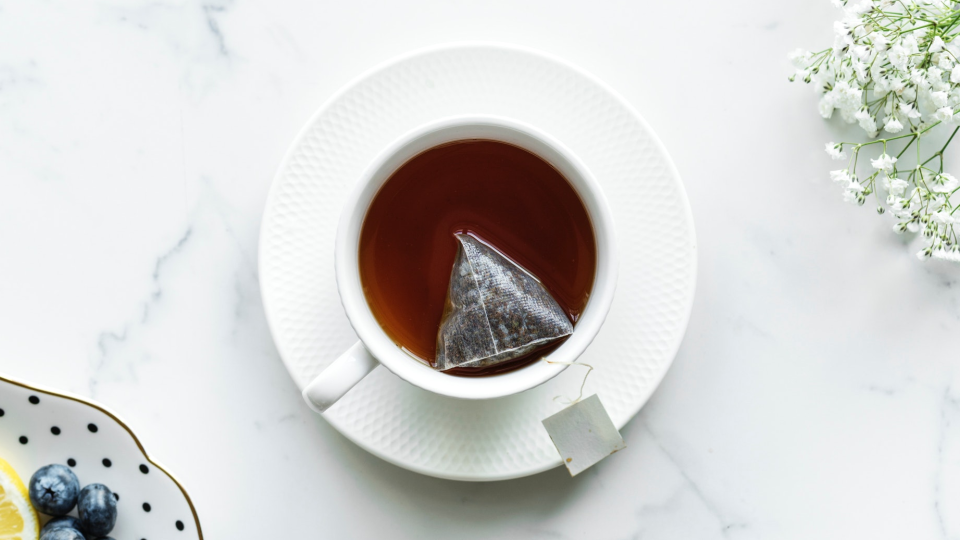 A new Canadian study found that a single tea bag brewed at 95 C released more than 11 billion microplastics into a single cup of tea though we know little about the potential dangers of ingesting the particles. (Pexels/rawpixel.com)