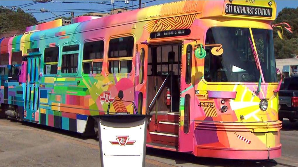 A Streetcar Named Toronto