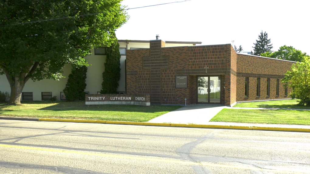 New Lacombe Preforming Arts Centre home