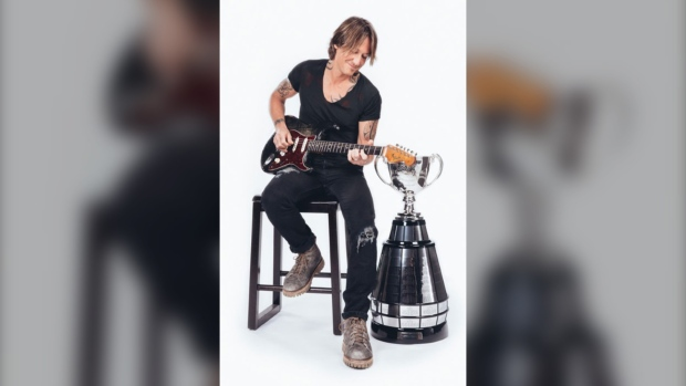 Four-time Grammy Award winner Keith Urban will perform during Grey Cup Halftime Show - CTV News