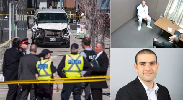 Toronto van attack trial: Psychiatrist testifies on link between 'extreme form' of autism and culpability