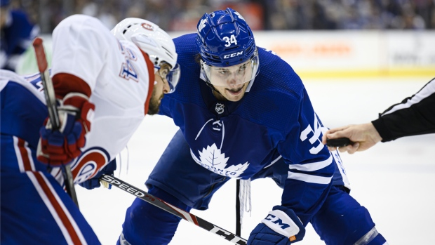 Nylander enters Leafs season with refreshed state of mind