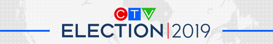 Federal Election 2019 - CTV logo