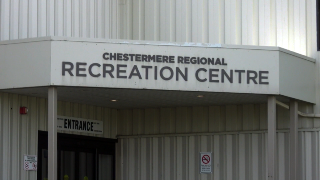 Chestermere, Chestermere arena, Rocky View County,