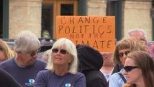 Goderich climate strike