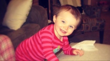 Mackenzy Woolfsmith died in 2012 while in the care of a private babysitter.