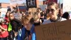 Climate strike packs Uptown Waterloo