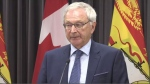 """This final offer is fair and reasonable, and it's affordable for New Brunswick taxpayers, who will ultimately foot the bill,"" New Brunswick Premier Blaine Higgs said about the latest and final offer sent to unionized nursing home workers."
