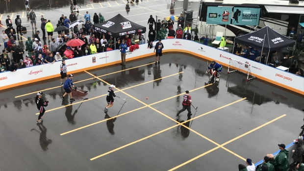 Road hockey tournament raises $3 million for cancer research