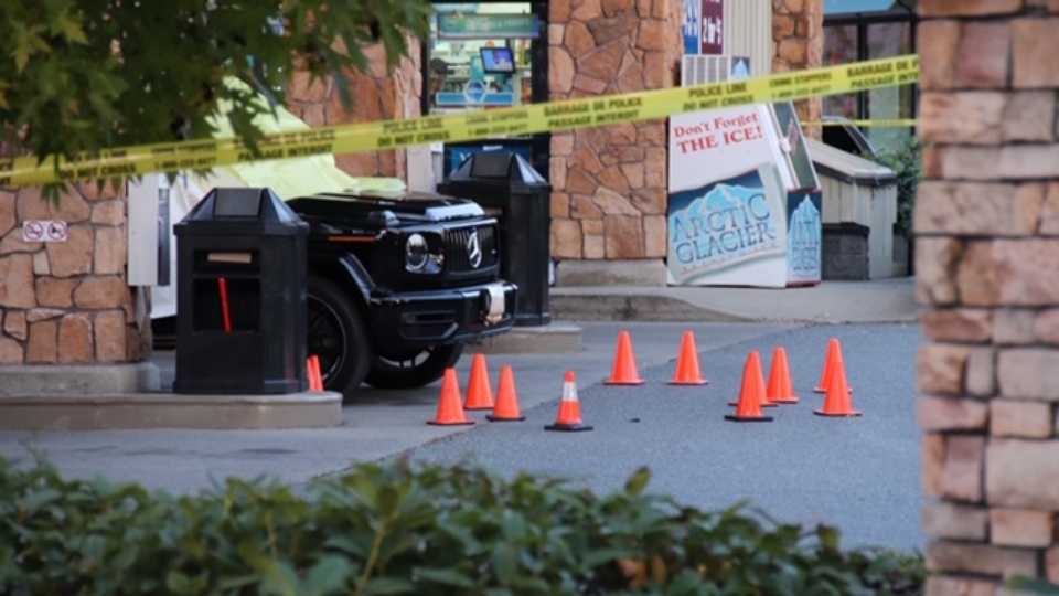 Surrey shooting clayton heights