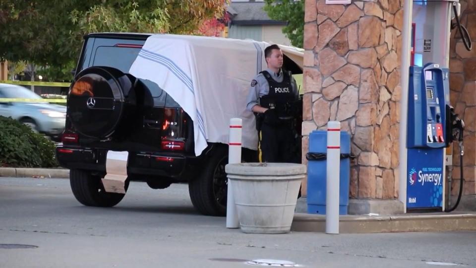 IHIT investigating Surrey shooting