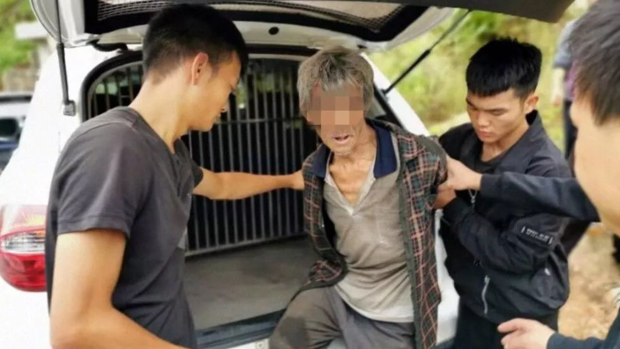 Fugitive who evaded police for 17 years found living in secluded cave
