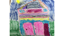 Hunter Orton, 7 years old, Grade 2, Lombardy Public School