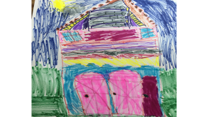 Hunter Orton, 7 years old, Grade 2, Lombardy Public School