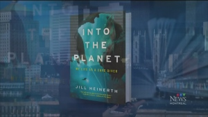 Into the Planet; My life as a cave diver, by Jill Heinerth