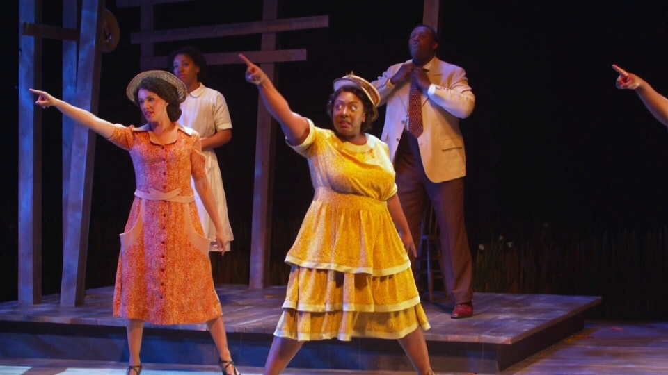 The Color Purple is coming to Edmonton's Citadel Theatre, and running until Oct. 13.