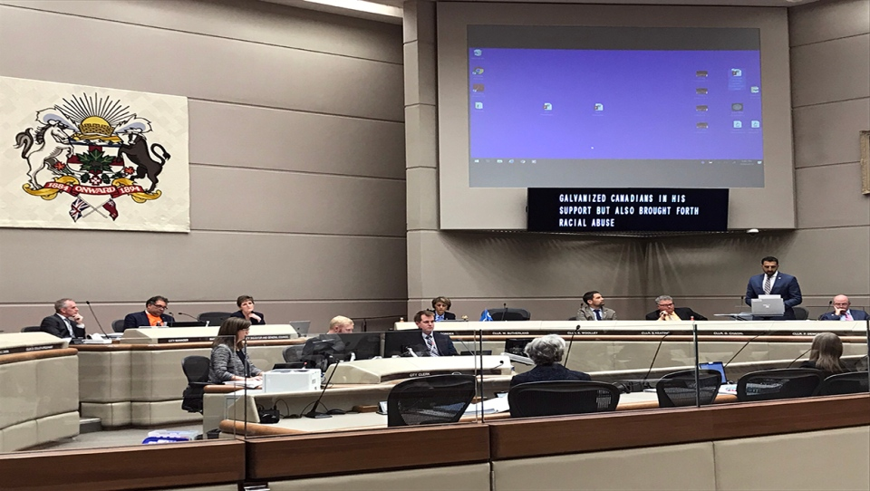 Calgary council