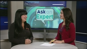 WATCH: In this week's Ask an Expert episode, CTV's Marina Moore talks to Chiropodist Julie Desimone about children's foot health issues.