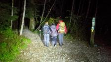 North Shore Rescue Coliseum Mountain Trail