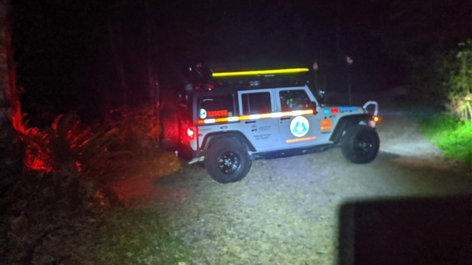 North Shore Rescue is reminding hikers that not calling for help is someone doesn't return can be a life-threatening decision. (Photo: North Shore Rescue)
