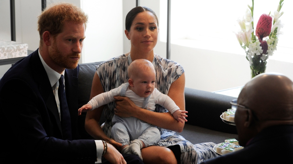 Harry and Meghan