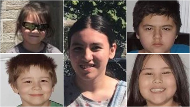 Amber Alert Issued For 5 Missing Ontario Kids Ctv News