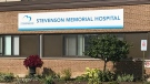 Stevenson Memorial Hospital on Oct. 1, 2019 (Rob Cooper/CTV News)