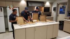 Texan firefighters