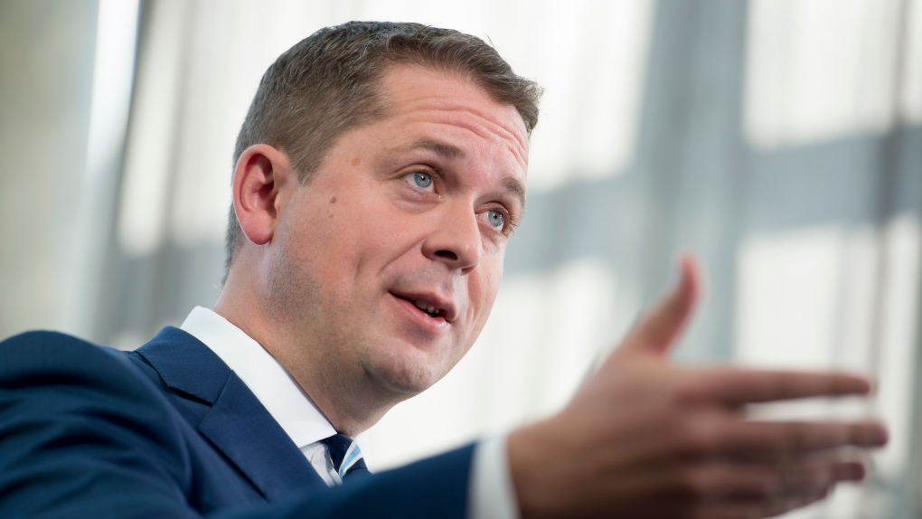 Andrew Scheer has dual Canadian-U.S. citizenship, party confirms