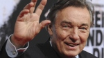 Czech pop singer Karel Gott during a film premiere in Berlin, Germany, on Feb.3, 2010. (Jens Kalaene / dpa via AP)