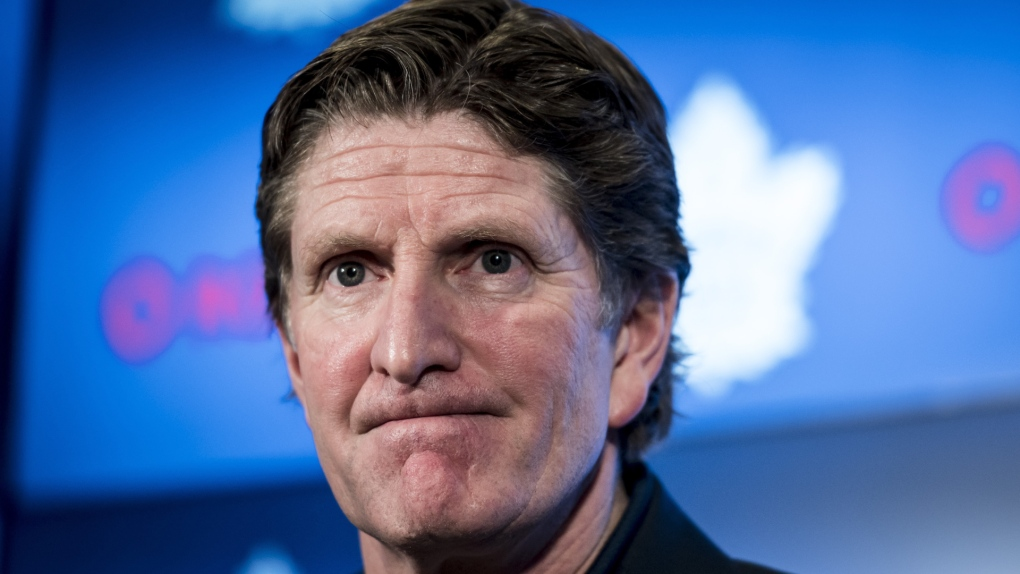 Leafs fire former Red Wings coach Mike Babcock