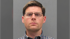 This undated photo provided by the Southwest Virginia Regional Jail Authority shows Dr. Joel Smithers. (Southwest Virginia Regional Jail Authority).