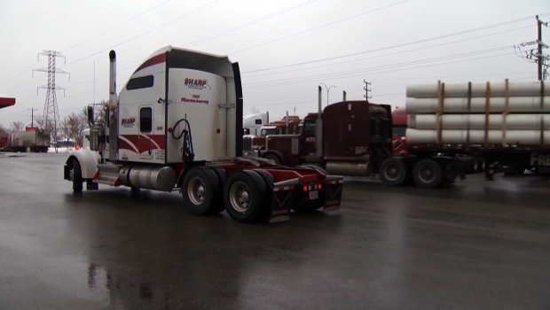 Rules changing for truck drivers and railway operators to maintain Alberta's supply chain