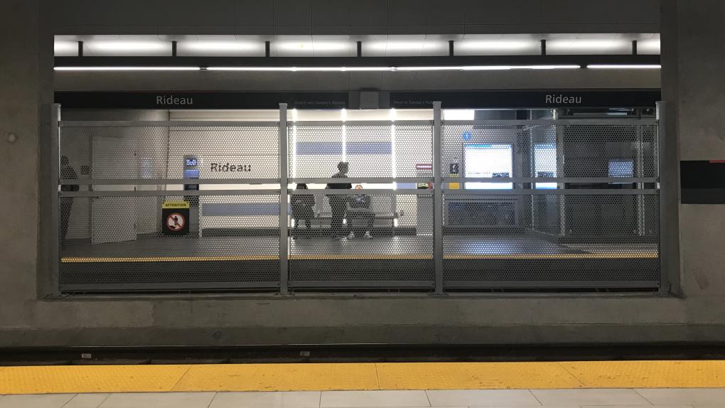 Ottawa LRT, Rideau Station
