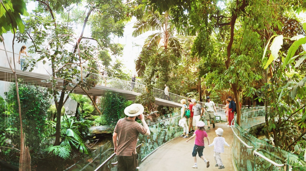 The Montreal Biodome won't reopen until spring 2020