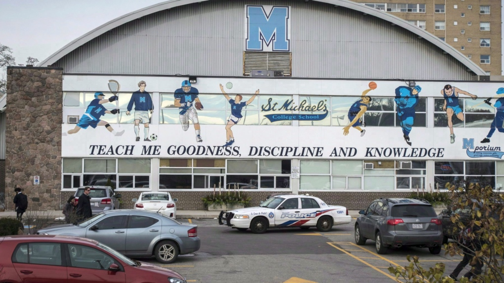 St. Michael's College School,