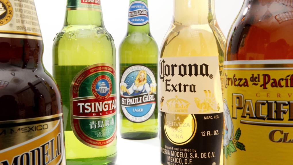 Constellation Brands Inc. beer products