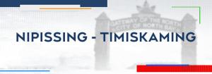 Riding of Nipissing-Timiskaming
