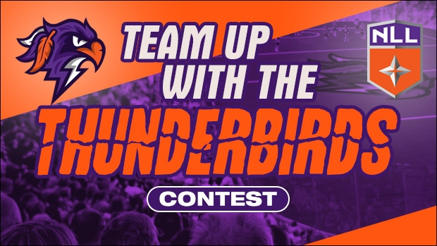 Team Up With The Thunderbirds Header